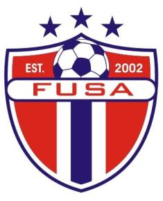 Farmington united soccer logo 2010