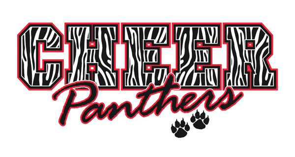 Cheer-panthers-front design