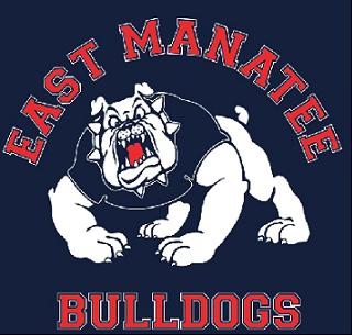 East manatee bulldogs logo