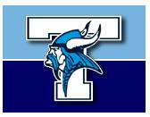 Triton pop warner logo