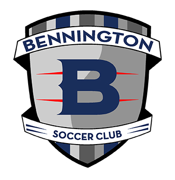Bennington soccer club logo - official
