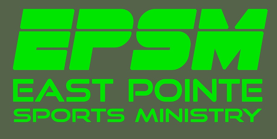 Epsm lime green logo w gray background