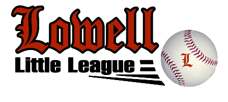 Lowell little league logo