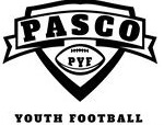 Pasco youth football logo