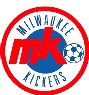 Milwaukee midwest kickers logo