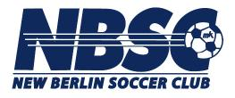 New berlin sc logo