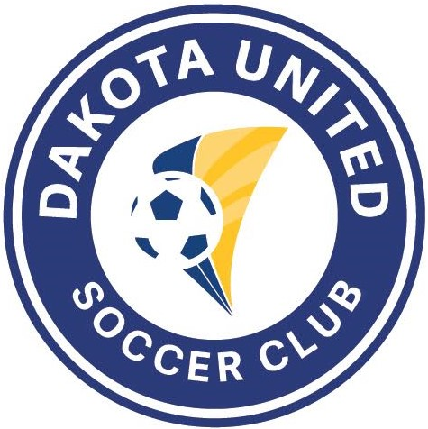 Dakota united club badge